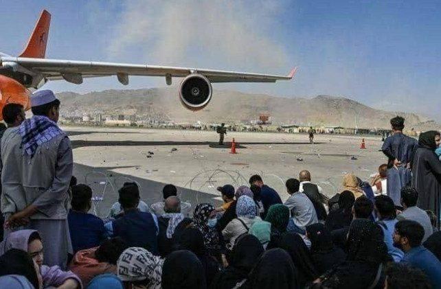 «Исламское государство» взяло на себя ответственность за теракт в Кабуле