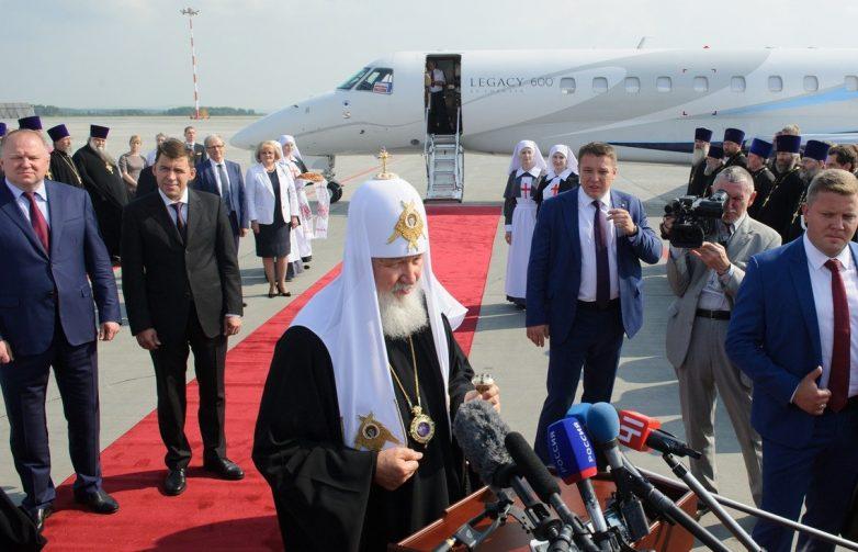 Священник призвал патриарха Кирилла раскрыть свои доходы