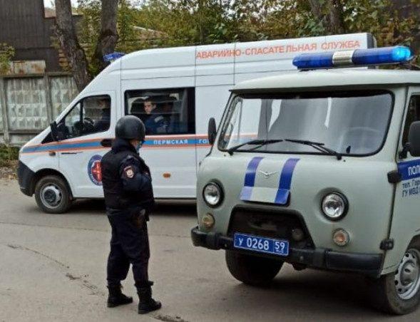 При стрельбе в Пермском университете погибли восемь человек