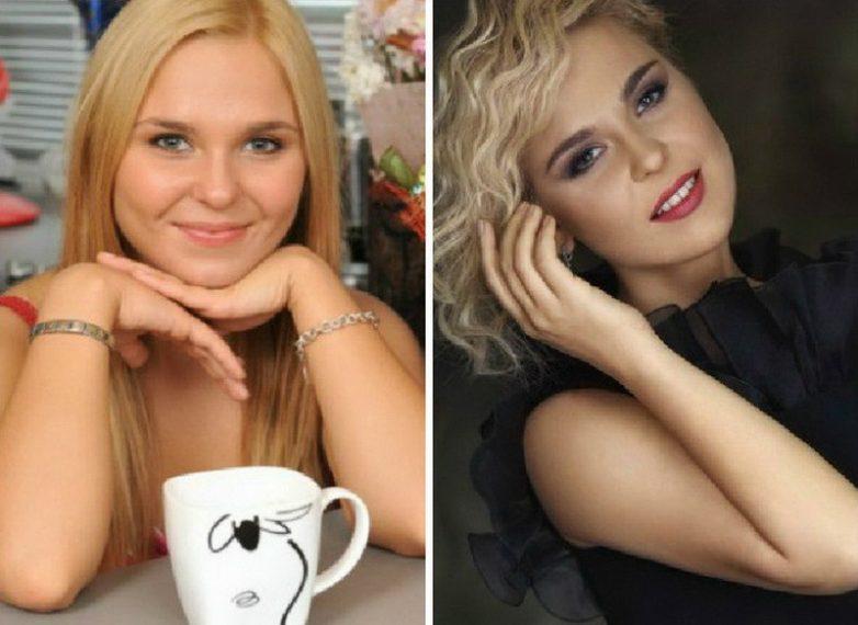 Похудение пелагеи фото до и после