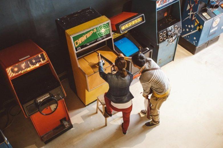 Шутеры для игровых автоматов как заработать много денег играть