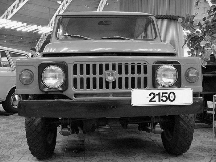 Москвич-2150 – достойная альтернатива «Ниве» / Назад в СССР / Back in USSR