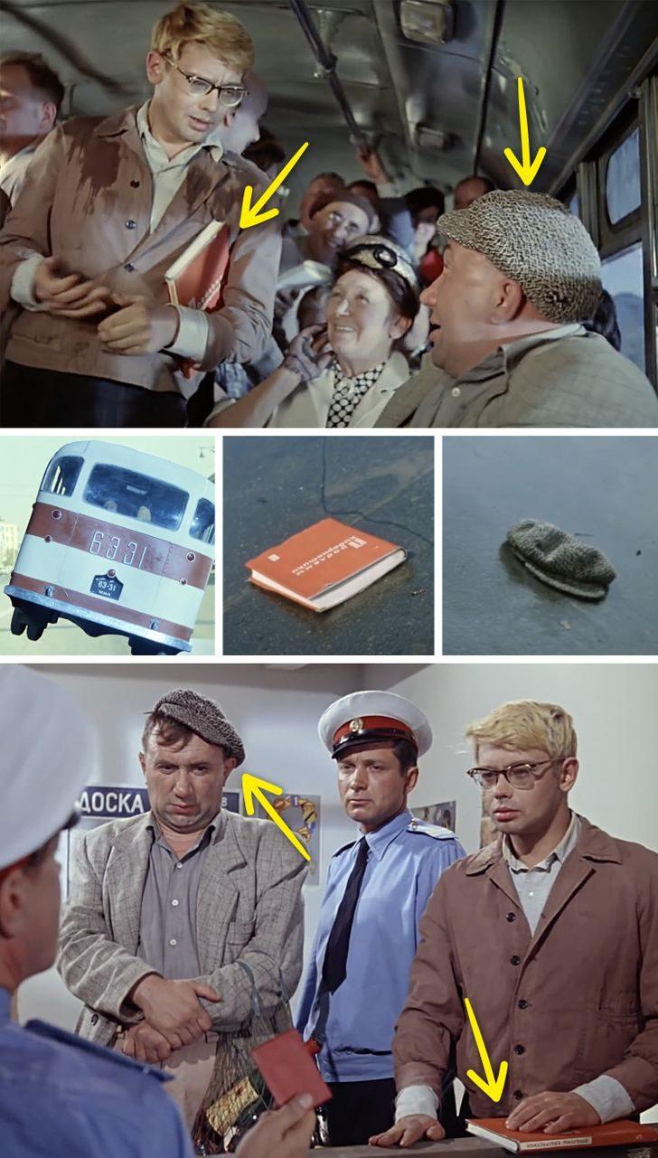 e184a35d32 - 14 ляпов из советских фильмов, которые проморгали режиссеры