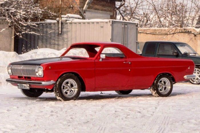 8 редких и необычных советских автомобилей