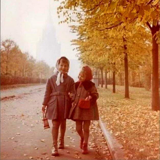 Осенний СССР