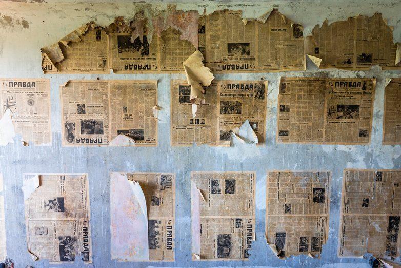 7 советских полезных советов, как использовать старые газеты