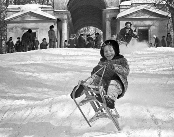Какие раньше были зимы? Помните?