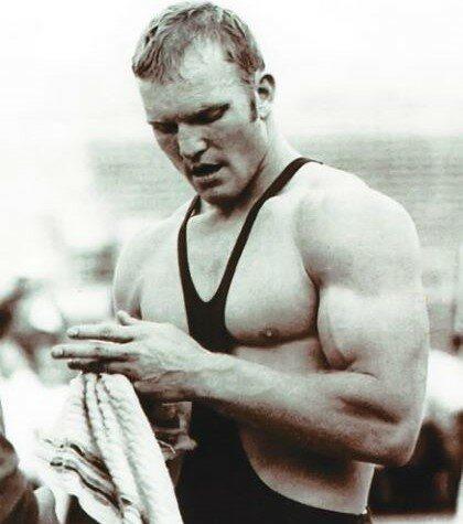 Как советский борец поставил рекорд Олимпиады, который не побит вот уже 49 лет