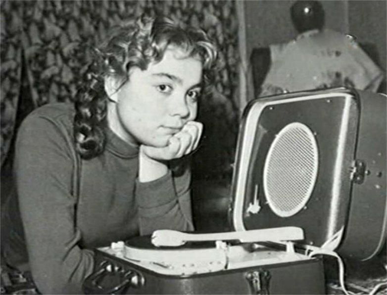 Интересные снимки звёзд Советского Союза из их домашних архивов