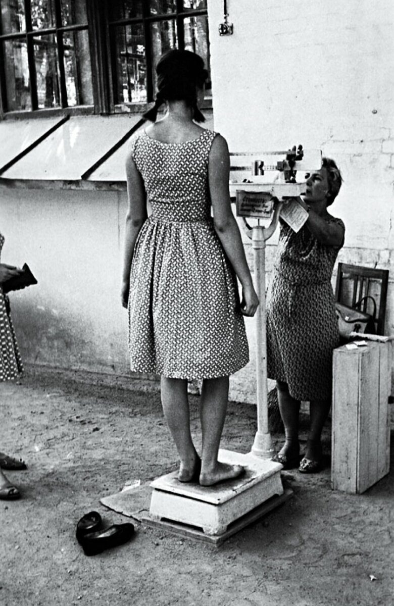 Добрые фотографии советских людей