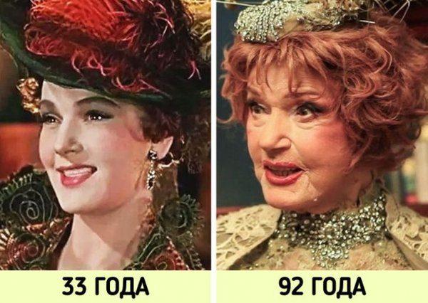 Как теперь выглядят эти знаменитые советские актёры