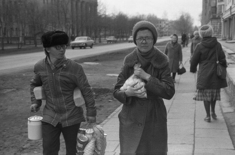 Типичная советская жизнь