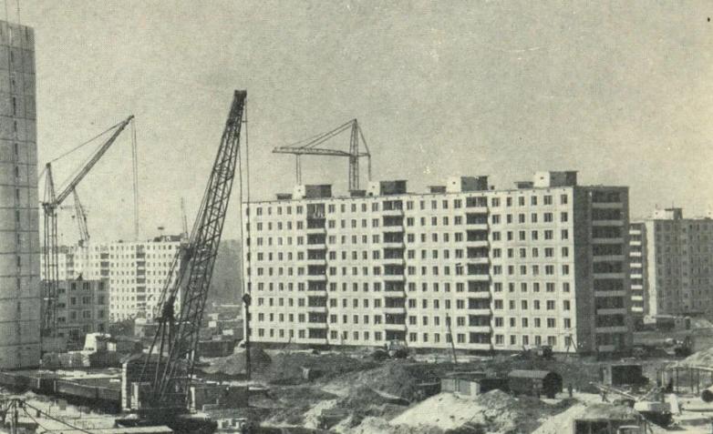 Почему в Советском Союзе строили только 9-ти этажки? Раскрываю вам секрет!
