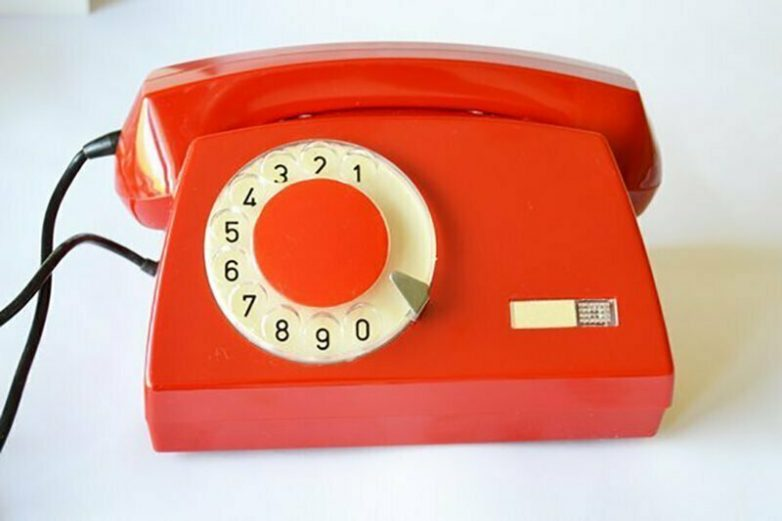 Домашние телефоны в СССР. У вас какой был?