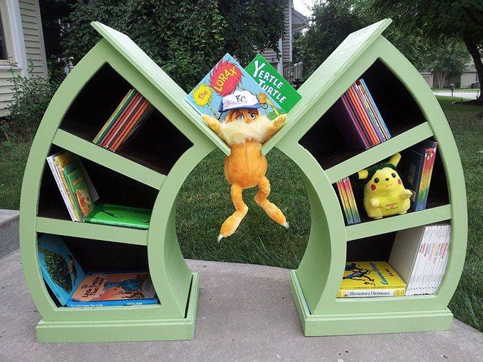 4bd610da0f Самые необыкновенные книжные полки | Роскошь и уют Фото