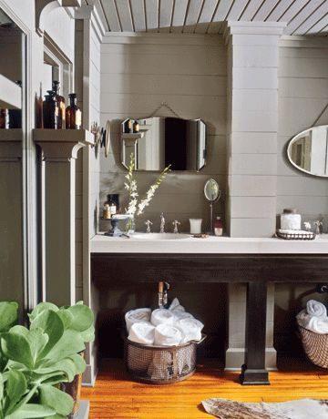 d12afa40b6 Вдохновляющие идеи для ванной комнаты Фото
