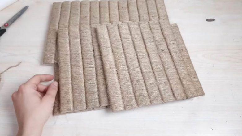 Полезная поделка из втулок от бумажных полотенец