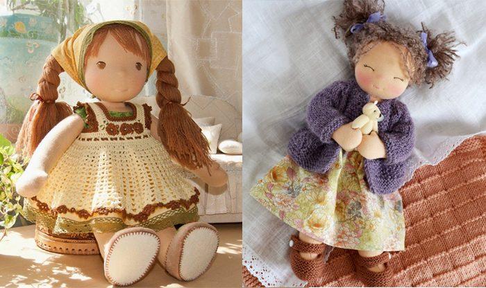 Секрет самых популярных кукол из ткани