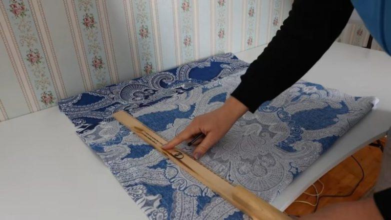 Как сшить постельное бельё дома