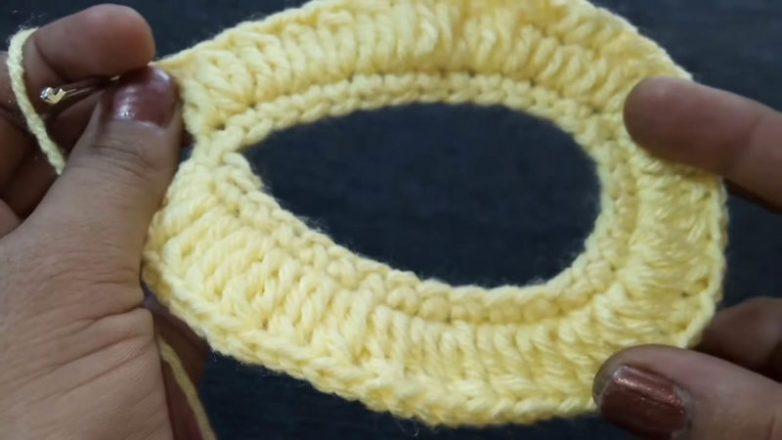 Необычное вязание крючком