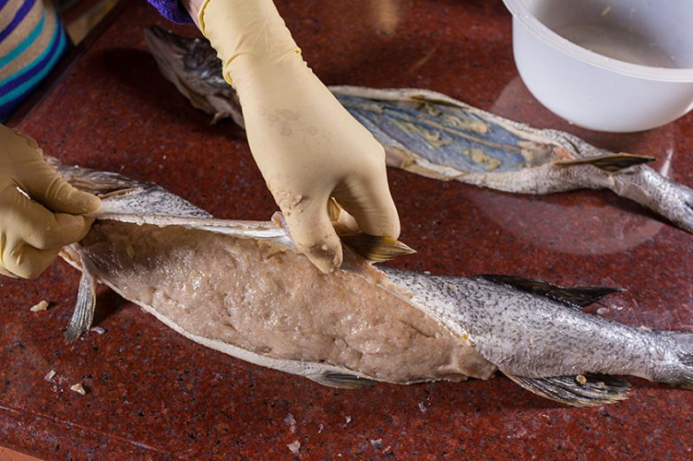 влечет собой рыба фиш по еврейски рецепт с фото запрещает