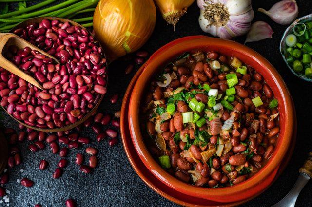 4 рецепта полезных и сытных постных блюд