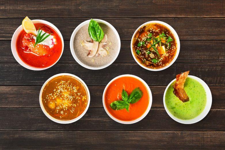 5 вкуснейших супов на каждый день
