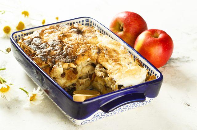 7 рецептов с яблоками на каждый день