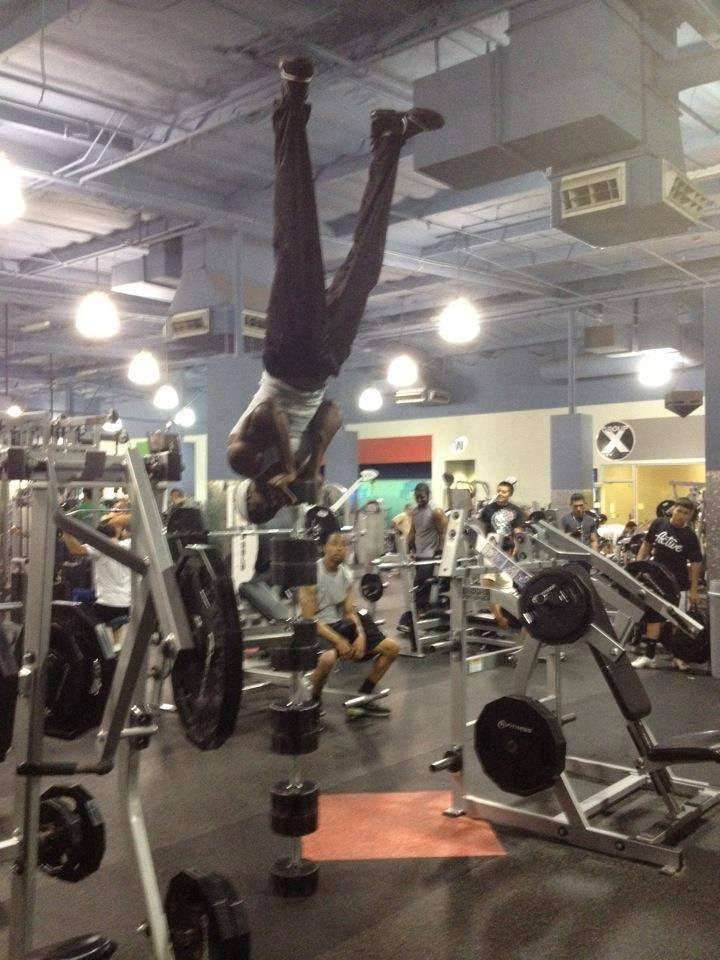 прикольные фото в фитнес зале полурама сварена уголка