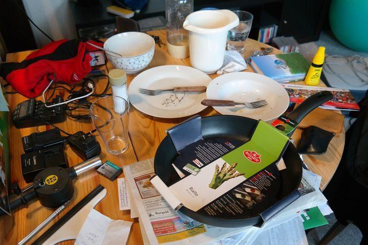 Привычки, из-за которых порядка в доме не будет, сколько ни убирайся