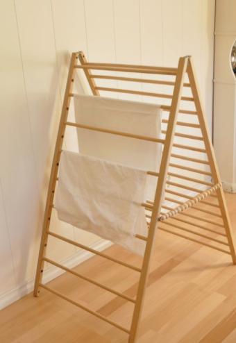 Идеи для сушки белья в квартире