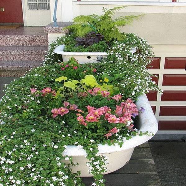 Идеи для сада, которые не оставят равнодушными ни вас ни ваших гостей