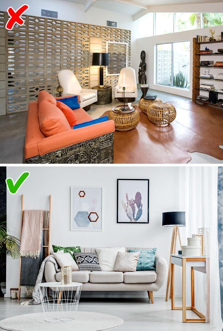 Советы, которые помогут жить как королева даже в очень маленькой квартире