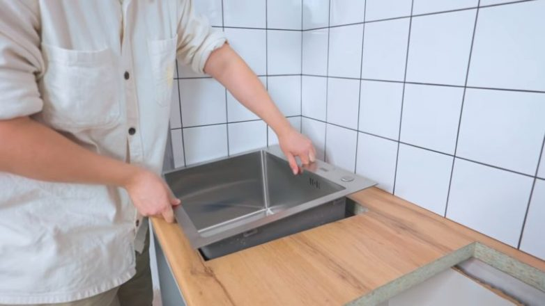 Переделка кухни на бюджете