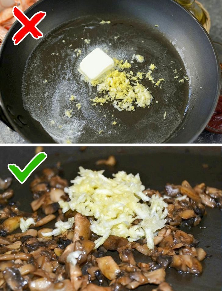 Привычки на кухне, которые выдают неопытного повара с головой
