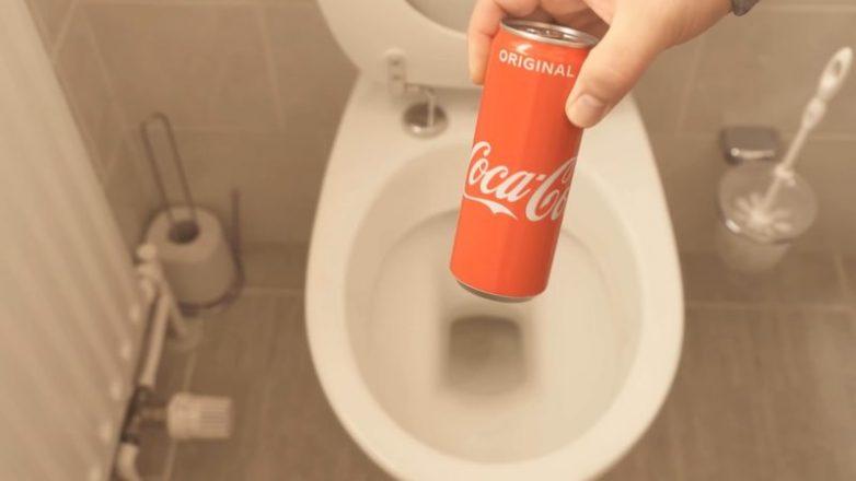 Чем поможет кока-кола в быту