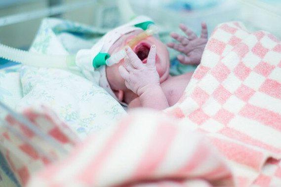 В США появился на свет ребенок, зачатый 15 лет назад