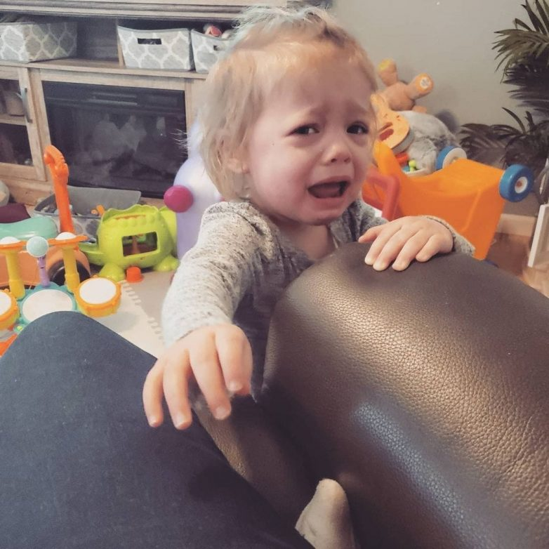 20 забавных поводов детских истерик