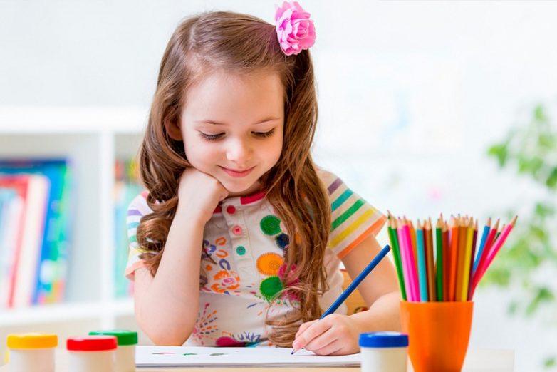 Влияние рисования на развитие детей