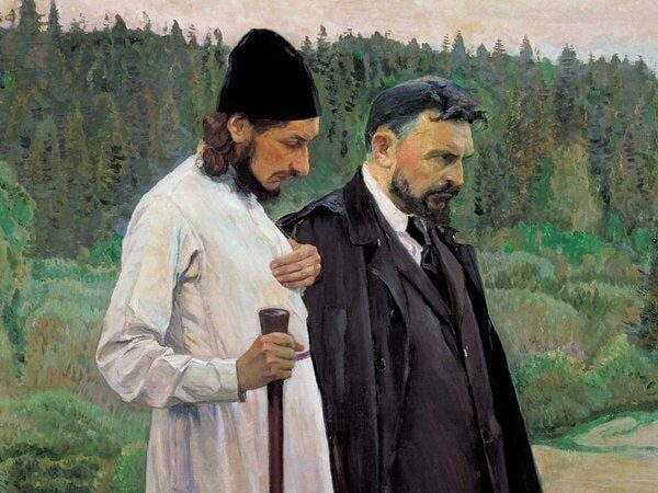 Мудрые напутствия детям от священника Павла Флоренского