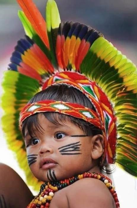 Детишки из разных стран