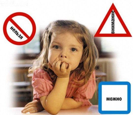 Почему ребенку необходимо соблюдать правила?