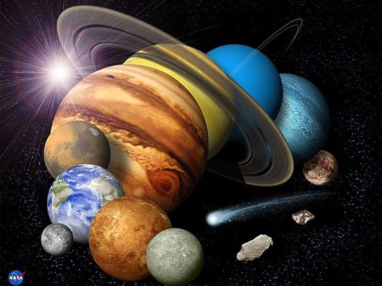 Астрономы предполагают, что в Солнечной системе может быть больше планет, чем принято считать