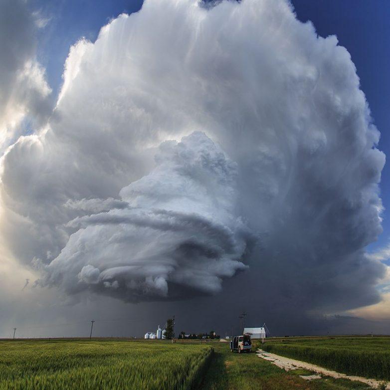 Погода в мире в картинках