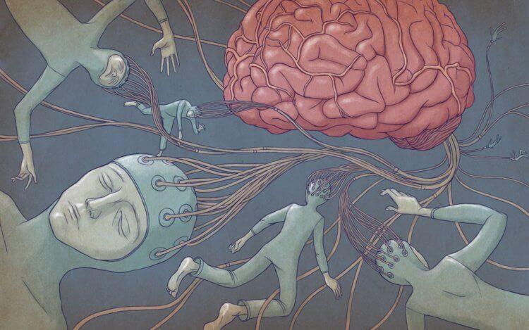 Как связаны человеческий разум и квантовая физика