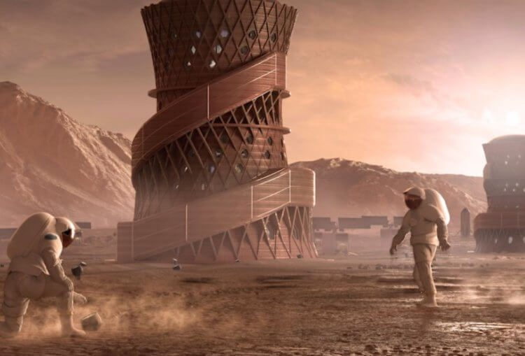 Дети, рождённые на Марсе, — какими они будут?