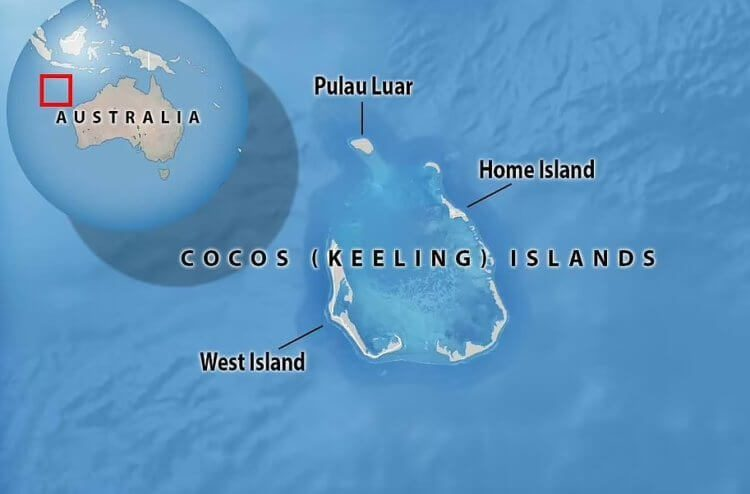 В Индийском океане возведут остров из мусора