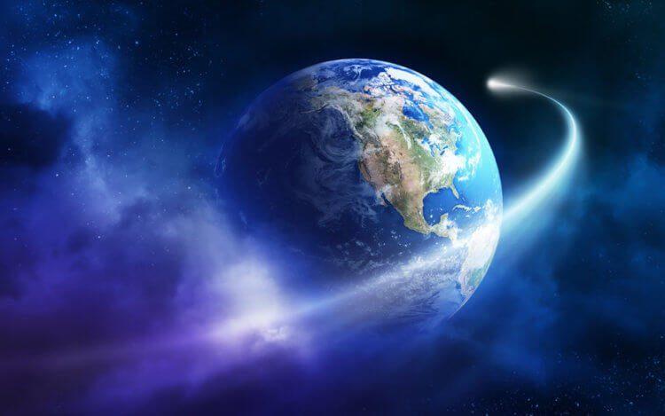 Почему на Земле произошла кислородная катастрофа и при чём здесь Луна?