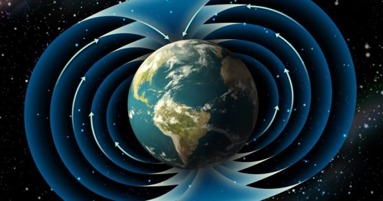 Возможна ли в обозримом будущем инверсия магнитных полюсов Земли и опасно ли это?