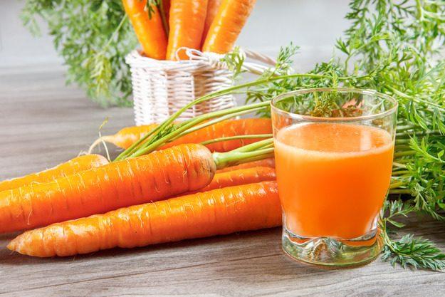 Соки Для Похудения Из Моркови. Худеем — цель!
